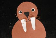 Arctic animal projects/craft