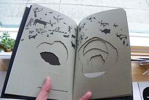 book design / making