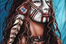 Indios nativos americanos