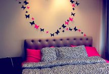 Butterfly Bedroom / by Susan Strohl