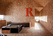 osb interior design / inspiration