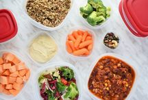 Make-Ahead Meals with Easy Find Lids