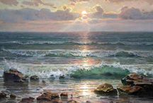 Art - Painting Seascapes