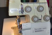 Serger Info and Hints