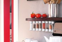Kitchens / Organising