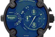 orologio diesel little daddy / Diesel Little Daddy, Orologio da polso Uomo,ciascuno con cronografo oppure visualizzazione digitale o altri fusi in analogico, gli orologi D