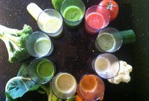 Juicing / by Luisa Taddeo