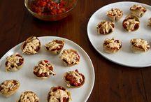 Savoury Snacks / savoury snack ideas