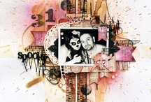 Scrapbooking Mixed Media Style