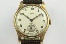 Our Watches - Early Range