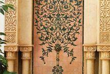 Moorish Decoration