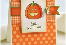Nice Handmade Greeting Cards: Halloween