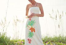 Beach wedding dresses