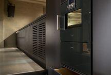 Küche Stahl