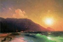 Art ~ Ivan Aivazovsky