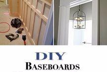 DIY Mouldings