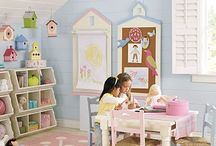 Girly Playroom / Girly  Playroom