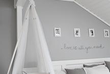 Schlafzimmer / by Judith Kreher