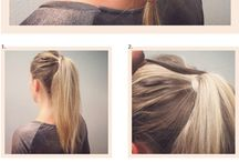BACK TO SCHOOL GIRLS HAIR STYLES / by Ayreen Khoury