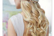 Wedding Hair / by Alanna Joslin
