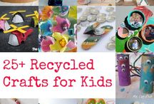 Recycled Art and Craft