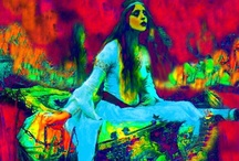 psychedelic.