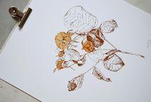 My artwork / Printlab Gabi Bano