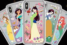 Disney Power of Princess Cases