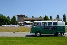 Our works: the Wedding Car / Un giorno speciale merita un trasporto speciale!