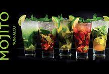 Летние Напитки / Летние освежающие напитки