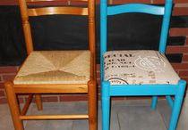 Idée restauration chaise / fauteuil