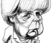 Politiker in Karikatur & Cartoon