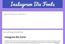 Font For Twitter Cool Twitter Fonts Fontsfortwitter0370 On Pinterest See Collections Of Their Favourite Ideas