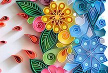 craft and quilling