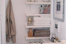 Storage ideas / by Regina Costantini Follain