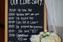 Wedding ideas / Ideas or tips and hints for Jordan / by Kathi Kortz