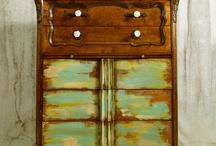 Old dressers / by Jamie Bevec