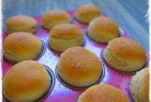 Muffin-Brötchen