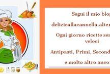 Dolci & Dessert di Delizie alla cannella / Ricette di torte e dolci al cucchiaio golosi e di facile preparazione