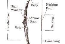 Archery swords