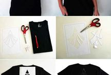 Tee-shirts customises