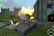 Tank Insurgent 3D - 3D Multiplayer iOS, Android game / Single and multiplayer 3D game, for iOS and android