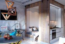 Home decor - small appt