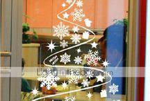 Βιτρίνα Χριστουγέννων