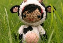 Things That Make You Go Moo... / All things moo cow related! (I love moo cows!) / by Vicky Cliff