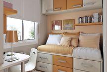 10 Tipps, Kleines Schlafzimmer Innenarchitektur