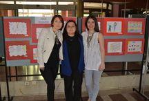 Okur-yazar Buluşması : Berna Olgaç ve Özge Olgaç / Okur-yazar Buluşması: Çocuklara okuma alışkanlığı kazandırmak ve bu alışkanlığın sürekliliğini sağlamak, etkili ve sağlıklı iletişim becerisi kazandırmak amacıyla 07 Mayıs 2015 Günü, saat: 14.00'de Kültür Merkezi'mizde Yazar Berna Olgaç ve Ozge Olgac ile Söyleşi-İmza Günü düzenlemiştir.