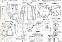 Mønster til klær