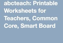 printables for homeschool