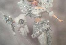 Altered Fashion Doll